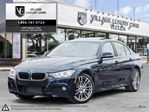 2015 BMW 3 Series i xDrive WINTER AND SUMMER RUNFLAT TIRES INCLUDED | BALANCE OF WARRANTY in Markham, Ontario