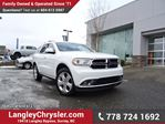 2015 Dodge Durango Limited ACCIDENT FREE w/ AWD & DUAL-SCREEN DVD in Surrey, British Columbia