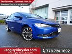 2016 Chrysler 200 S LOCALLY DRIVEN & ACCIDENT FREE in Surrey, British Columbia