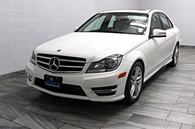 2014 mercedes benz c class c250 sunroof new tires brakes. Black Bedroom Furniture Sets. Home Design Ideas