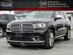 2015 Dodge Durango Citadel AWD 7Seater Navi Sunroof Backup Cam Bluetooth R-Start 20Alloy Rims in Bolton, Ontario