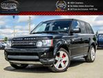 2013 Land Rover Range Rover Sport SC 4WD Navi Sunroof Bluetooth Leather Heated Seat 20Alloy Rims in Bolton, Ontario