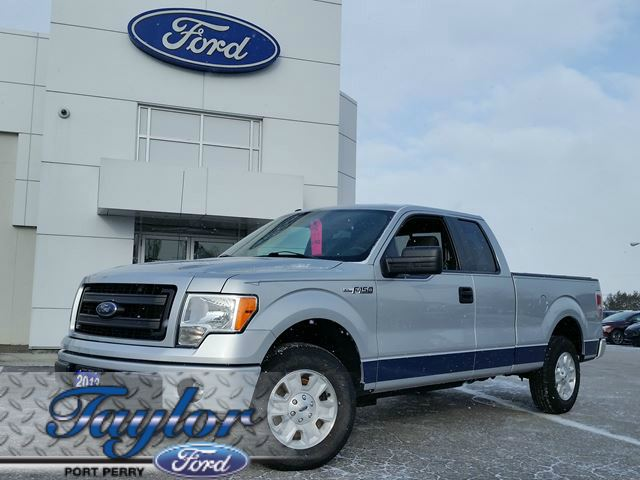 2013 ford f 150 stx 1 owner clean history port perry ontario used car for sale 2675551. Black Bedroom Furniture Sets. Home Design Ideas