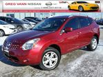 2009 Nissan Rogue SL AWD w/all leather,sunroof,heated seats in Cambridge, Ontario