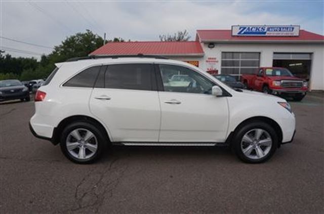 2012 acura mdx sh awd a6 truro nova scotia used car