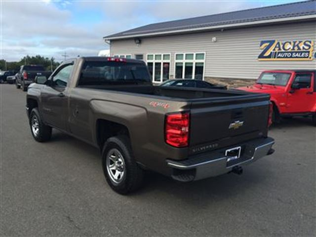 2015 chevrolet silverado 1500 ls truro nova scotia used. Black Bedroom Furniture Sets. Home Design Ideas