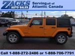 2012 Jeep Wrangler Unlimited Sahara in Truro, Nova Scotia
