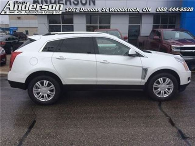 2014 cadillac srx luxury woodstock ontario used car for sale 2676291. Cars Review. Best American Auto & Cars Review