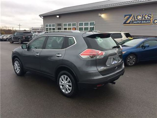 2016 nissan rogue s truro nova scotia used car for sale. Black Bedroom Furniture Sets. Home Design Ideas