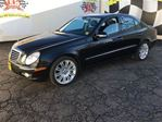 2009 Mercedes-Benz E-Class 3.0L, Automatic, Navigation, Leather, Sunroof, AWD in Burlington, Ontario