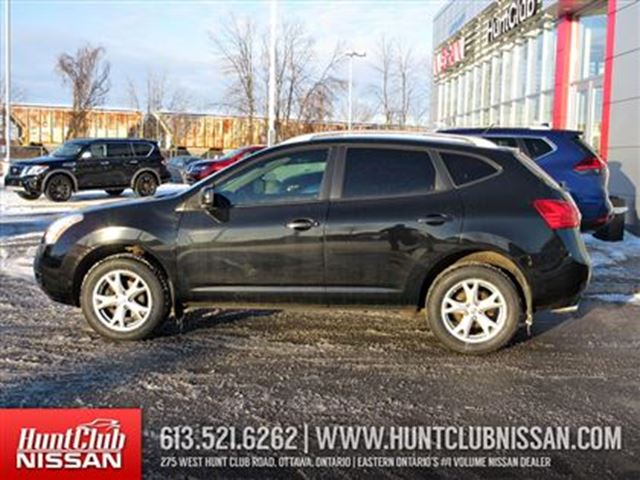 2009 nissan rogue sl awd sunroof leather bose ottawa. Black Bedroom Furniture Sets. Home Design Ideas