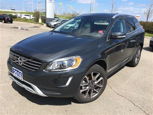 2016 volvo xc60 t5 awd se premier volvo certified pre owned 0 9 o mississauga ontario used. Black Bedroom Furniture Sets. Home Design Ideas