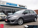 2010 Mazda MAZDA5 GS AT AC ALLOY CLEAN CARPROOF 6 SEATERS in Markham, Ontario