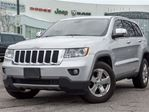 2012 Jeep Grand Cherokee Limited PANO ROOF, VENTED/HEATED SEATS, BLUETOOTH in Mississauga, Ontario
