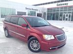 2015 Chrysler Town and Country Touring Heated Steering and Seats, Pwr Sliders and Hatch, Back Up Cam in Edmonton, Alberta