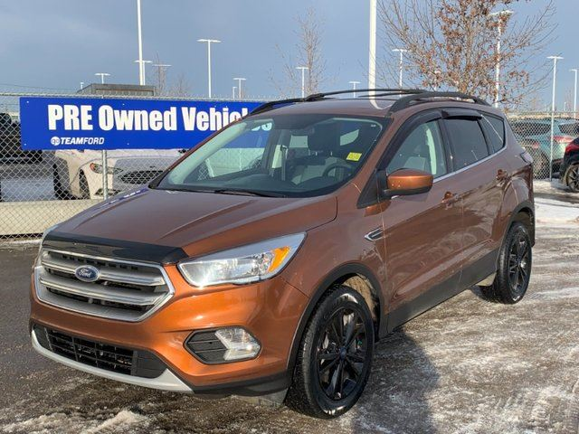 2017 ford escape se beige team ford. Black Bedroom Furniture Sets. Home Design Ideas