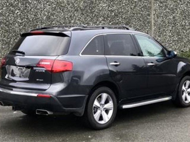 2013 acura mdx 6sp at north vancouver british columbia. Black Bedroom Furniture Sets. Home Design Ideas