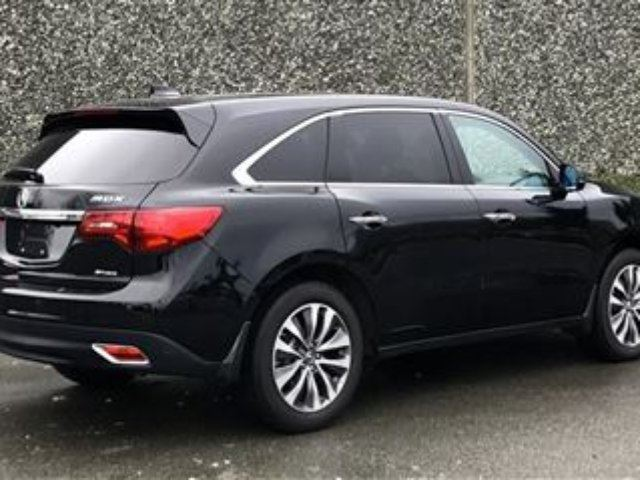 2015 acura mdx navigation at north vancouver british columbia used car for sale 2676307. Black Bedroom Furniture Sets. Home Design Ideas