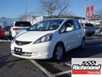 2013 Honda Fit LX! Honda Certified Extended Warranty to 160, 000 in Richmond, British Columbia