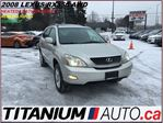 2008 Lexus RX 350 AWD+Xenon+Power Gate+Leather Heated Memory Seats++ in London, Ontario