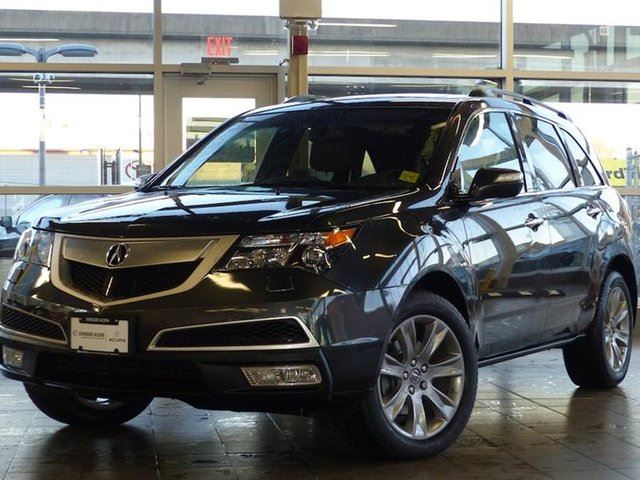 2013 acura mdx elite 6sp at vancouver british columbia used car for sale 2676353. Black Bedroom Furniture Sets. Home Design Ideas