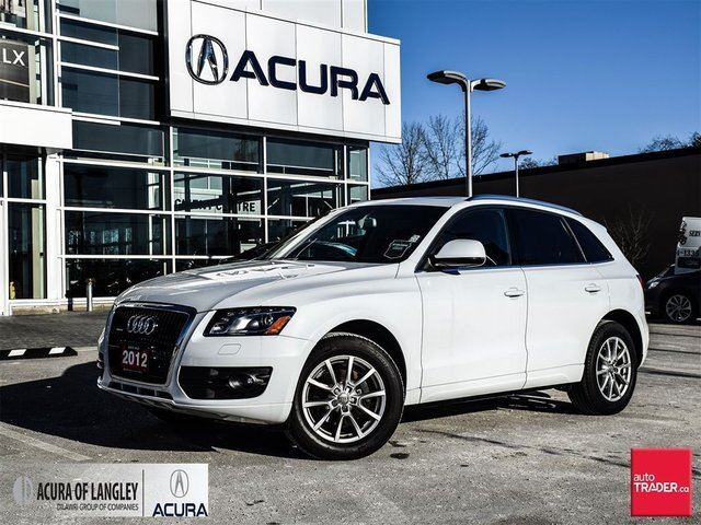 2012 AUDI Q5 3.2 Prem Tip qtro in Surrey, British Columbia