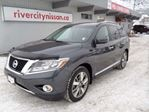 2014 Nissan Pathfinder Platinum in Kamloops, British Columbia