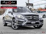 2013 Mercedes-Benz GLK-Class GLK350 4MATIC ONLY 71K! **TECHNOLOGY PKG** CLN CP in Scarborough, Ontario