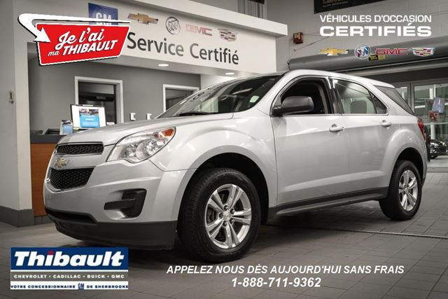 2013 Chevrolet Equinox LS in Sherbrooke, Quebec