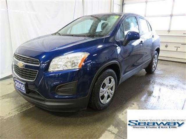 2015 Chevrolet Trax LS in Cornwall, Ontario
