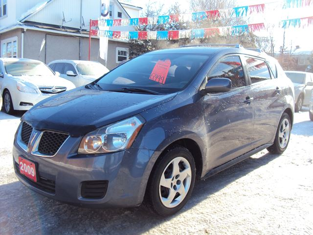 2009 Pontiac Vibe FULLY-LOADED!!CRUISE CONTROL!!AUTOMATIC!! in Ottawa, Ontario