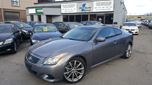 2008 Infiniti G37 PREMIUM COUPE-NAVI/BKP.CAMERA/LEATHER/ROOF in Etobicoke, Ontario