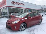 2013 Toyota Prius Trade In, Low KM's, Safety and E-Tested, One Owner in Brantford, Ontario