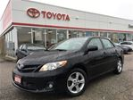 2012 Toyota Corolla LE, Sunroof, Off Lease, Safety and E-Tested, Carpr in Brantford, Ontario