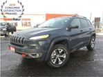 2016 Jeep Cherokee TRAILHAWK**SUNROOF**8.4 TOUCHSCREEN**NAVIGATION**R in Mississauga, Ontario