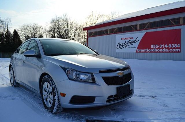 2013 Chevrolet Cruze LT Turbo 4dr Sedan in Brantford, Ontario
