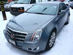 2008 Cadillac CTS 3.6L DIRECT INJECTION LOADED LOW KM in Edmonton, Alberta
