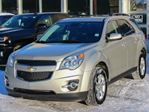 2013 Chevrolet Equinox 2LT AWD LEATHER SUNROOF FINANCE AVAILABLE in Edmonton, Alberta