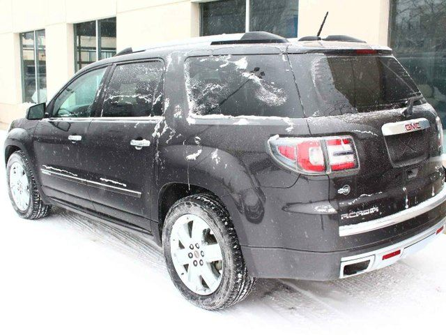 2016 gmc acadia denali awd loaded 1 owner finance available edmonton alberta used car for. Black Bedroom Furniture Sets. Home Design Ideas