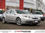 2014 Acura TL Tech at in Vancouver, British Columbia