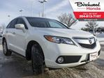 2013 Acura RDX Premium *SALE PRICE VALID TILL JAN 28* in Winnipeg, Manitoba image 4