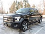 2016 Ford F-150 Lariat 4x4 SuperCrew Cab Styleside 5.5 ft. box 145 in. WB in Langley, British Columbia