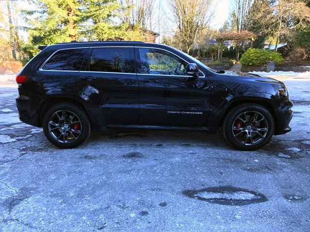 2015 jeep grand cherokee srt langley british columbia used car for. Black Bedroom Furniture Sets. Home Design Ideas