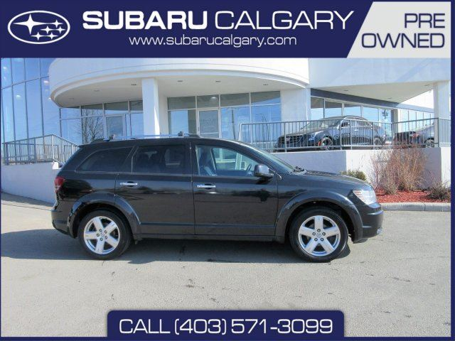 2009 DODGE Journey R/T in Calgary, Alberta