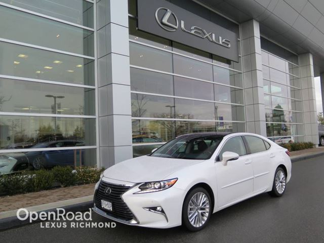 2016 lexus es 350 executive package white openroad lexus. Black Bedroom Furniture Sets. Home Design Ideas