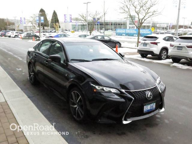 2016 lexus gs 350 f sport series 2 awd richmond british columbia used car for sale 2677130. Black Bedroom Furniture Sets. Home Design Ideas