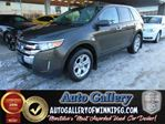 2011 Ford Edge SEL AWD *Lthr/Roof in Winnipeg, Manitoba
