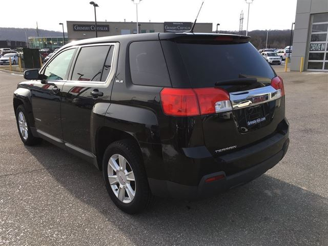 2012 gmc terrain sle one owner grimsby ontario used. Black Bedroom Furniture Sets. Home Design Ideas