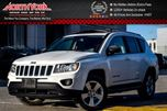 2013 Jeep Compass North Sunroof Bluetooth SatRadio Cruise/Trac Cntrl KeylessEntry 17Alloys  in Thornhill, Ontario