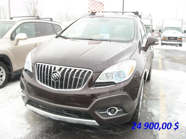 2014 BUICK Encore Leather in Joliette, Quebec